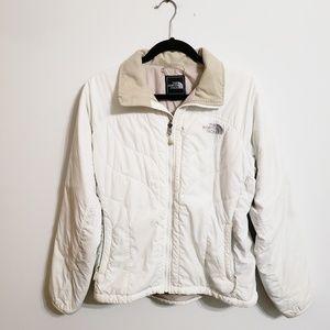 The North Face Crisp White Color Jacket...M